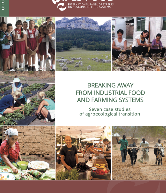 Breaking Away from Industrial Food and Farming Systems: Seven Case Studies of Agroecological Transition