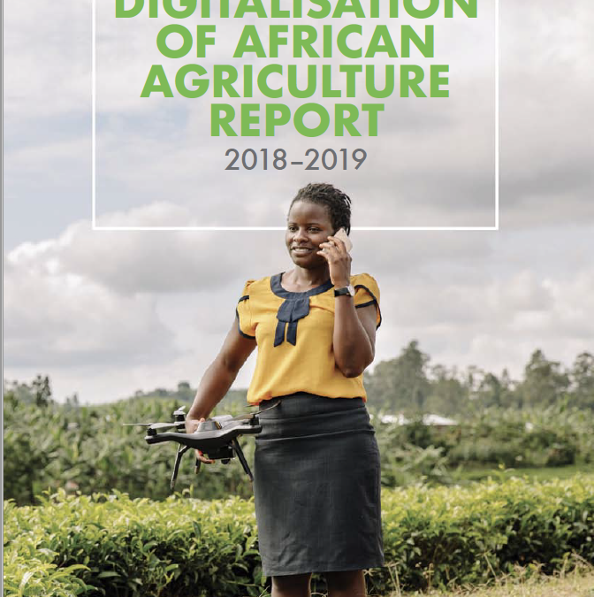 The Digitalisation of African Agriculture Report: 2018-2019